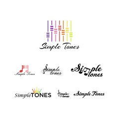 simple tones logo collection