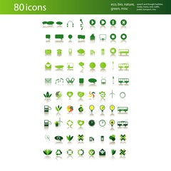 set of icon element forweb  business,technology, logo design vector