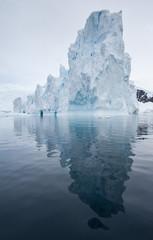 Iceberg in Neko Harbour Antarctica