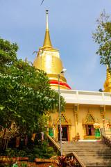 Goldene Pagoda Koh Samui