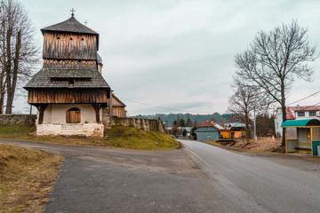 Mrzyglod - famous village in Poland