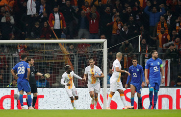 Champions League - Group Stage - Group D - Galatasaray v FC Porto