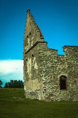 ruin top in Sweden