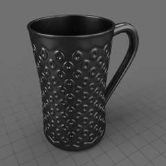 Modern coffee mug