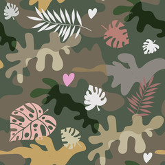 Camo seamless pattern54