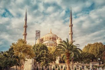 Gorgeous Blue Mosque. Istanbul, Turkey.