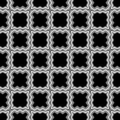 Fashion Zigzag Pattern. Vector Background. For Scrapbooking Design, Printing, Wallpaper, Decor, Fabric, Invitation