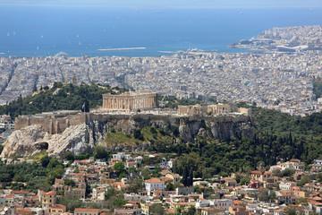 Athens Cityscape Greece