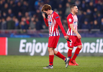 Champions League - Group Stage - Group A - Club Brugge v Atletico Madrid