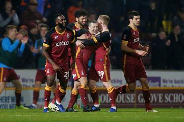 FA Cup Second Round Replay - Bradford City v Peterborough United