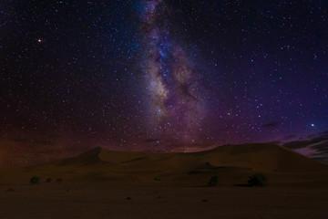 Dune e stelle