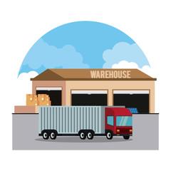 Warehouse and logistics