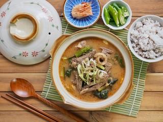 한국의 음식 염소탕