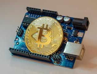 bitcoin computer board