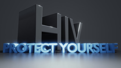 HIV protect yourself AIDS protection information