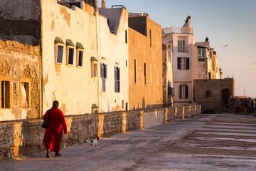 Im Hafen von Essaouira in Marokko