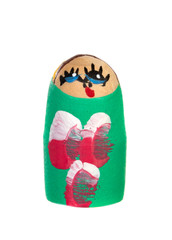 Russian doll babushka matrioska