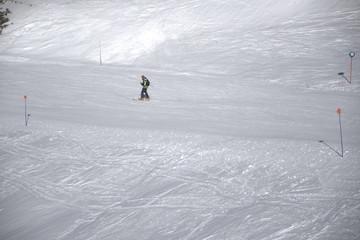 Estación de esqui de Ordino-Arcalís en Andorra.
