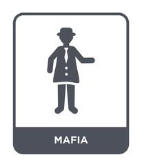 mafia icon vector