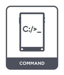 command icon vector