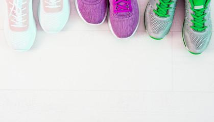 Female sneakers