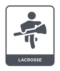 lacrosse icon vector