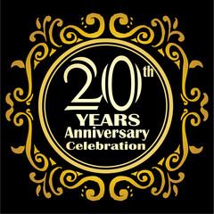 anniversary, 20 years