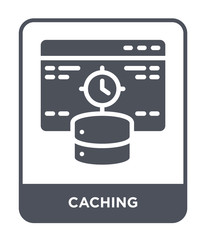 caching icon vector