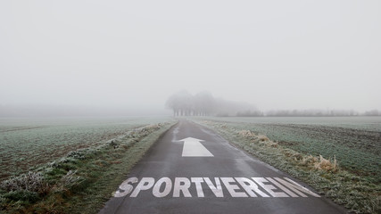 Schild 402 - Sportverein