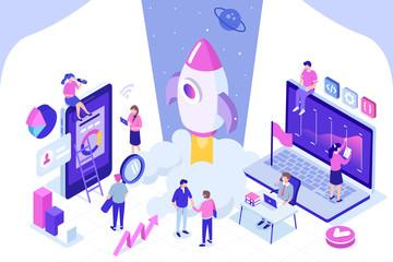 startup banner