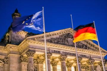 Foto op Plexiglas Centraal Europa Berlin, Reichstag