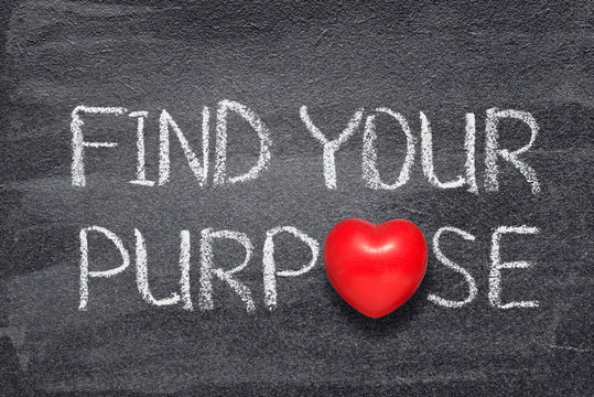find your purpose heart
