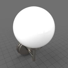 Outdoor Applique Lamp