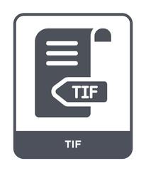 tif icon vector