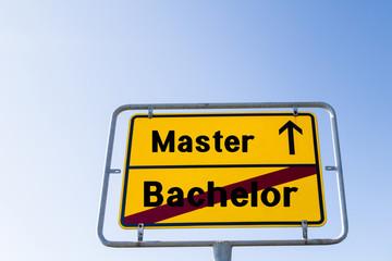 Master nach Bachelor