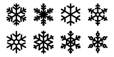 Snowflake vector Christmas icon logo snow Santa Claus Xmas cartoon character illustration symbol graphic