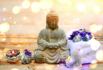 Wellness Auszeit Lavendel - Erholung und Entspannung