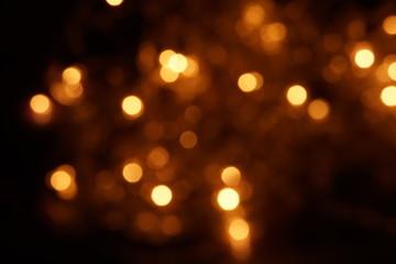natural bokeh holiday lights background bright lights