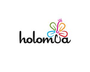 holomua wordmark flower