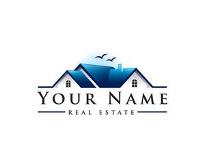 blue real estate company