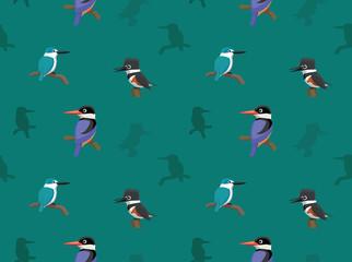 Bird Kingfisher Wallpaper 2