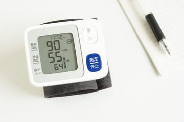 低血圧 血圧計