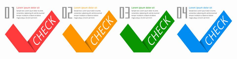 Check Symbol Design #Vector Graphics