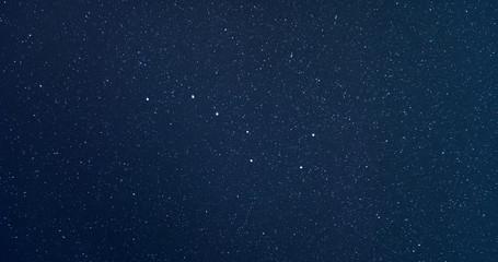 Amazing Ursa Major or Big Dipper or Great Bear constellation