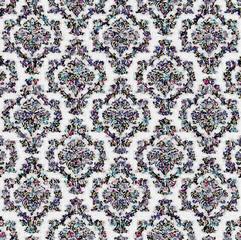Geometry texture classic modern repeat pattern