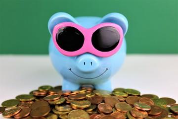 An Image of a piggy bank
