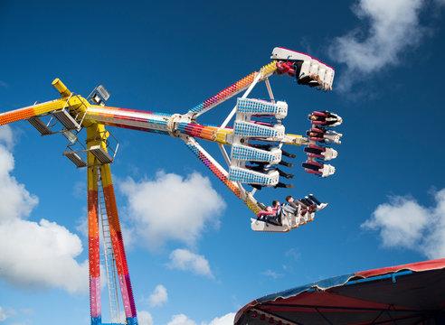 Fun Fair amusment park Ride