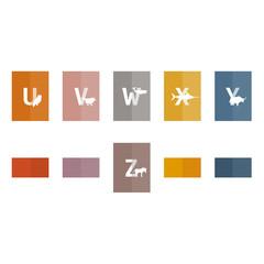 Tier ABC | U-Z