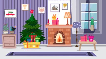 Christmas interior5