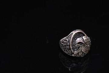 Eagle ring , Fashion silver ring